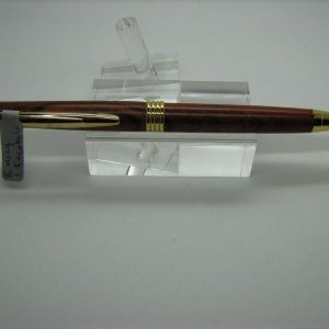 King Cocobolo Streamline Pencil