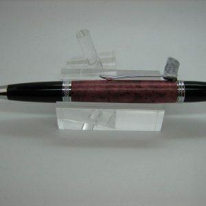 Dyed Birdseye Maple Stylus Pen