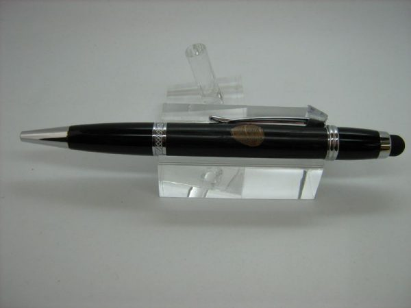 Bog Oak and Oak Stylus Pen