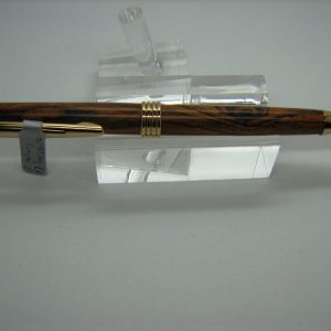 King Cocobolo Streamline Pen
