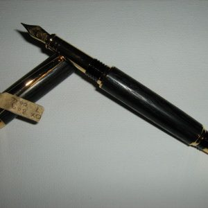 Bog Oak Fountain Pen