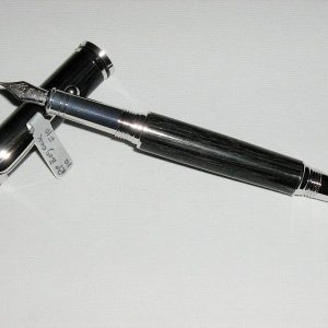 East Yorkshire Bog Oak Renaissance Pen
