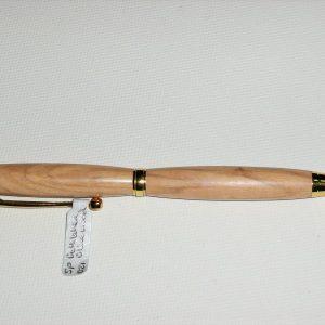 Bethlehem Olivewood Slimline Pen