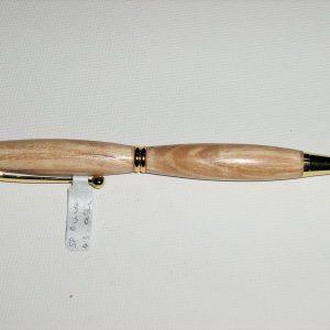 Olive Ash Slimline Pen