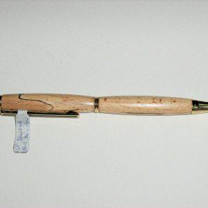 Spalted Beech Slimline Pen