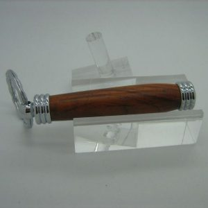 King Cocobolo Toothpick Holder