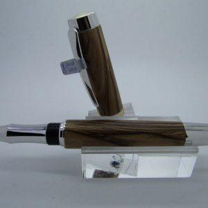 Gentlemens Olivewood Rollerball Pen